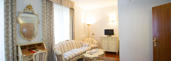JUNIOR SUITE Hotel Andreola central Milán